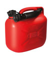 5-Litre Fuel Can Red