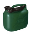 5-Litre Fuel Can Green